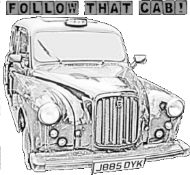 FOLLOW THAT CAB!