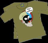 Osama Bin Scratchy T-shirt T-Shirt | 194370